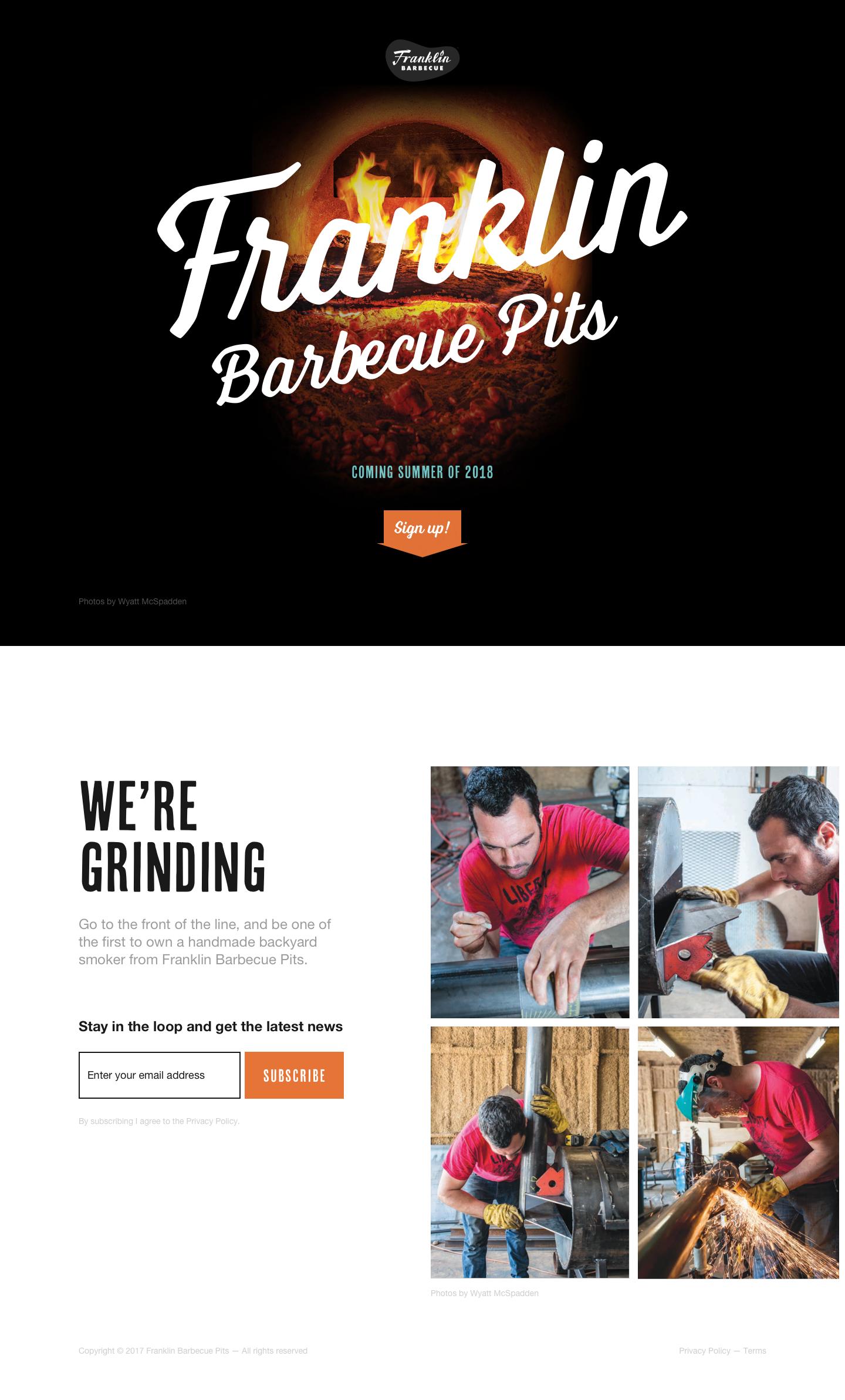 Franklin Barbecue National Design Service Strategy Design
